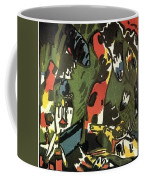 1909 Vasily Kandinsky Coffee Mug
