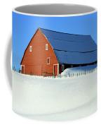 1912 Finnish Barn Valley County Coffee Mug