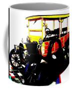1912 Ford Model T Taxi Coffee Mug