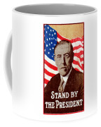 1916 Support President Wilson Coffee Mug