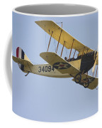 1917 Curtiss Jn-4d Jenny Flying Canvas Photo Poster Print Coffee Mug