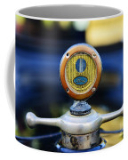 1919 Ford Model T Hood Ornament Original Coffee Mug by Paul Ward