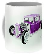 1920s Hotrod Pickup Coffee Mug