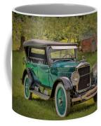 1923 Studebaker Big Six Touring Car Coffee Mug