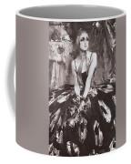1925 Nikolay Feshin Coffee Mug