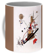 1925 Vasily Kandinsky Coffee Mug