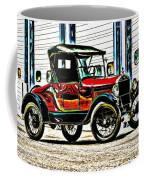 1927 Model T Ford Roadster Coffee Mug