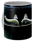 1927 Studebaker President Door Handles Painterly Coffee Mug