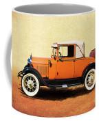 1928 Classic Ford Model A Roadster Coffee Mug