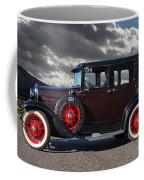 Classic 4 Door Ford Coffee Mug