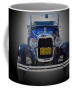 1929 Model A Ford Convertible Coffee Mug