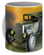 1930-31 Ford 'lakester' Coupe II Coffee Mug