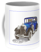 1930 Lincoln L Berline Coffee Mug