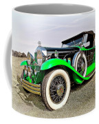 1930 Willys Knight 66b-plaidside Coffee Mug