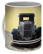 1931 Ford Model A Coupe Coffee Mug