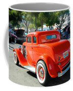 1932 Ford  5 Window Coupe Coffee Mug