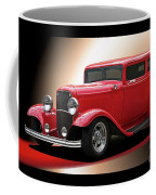1932 Ford 'cherry Bomb' Sedan Coffee Mug