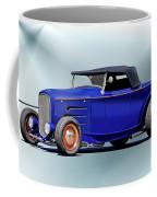 1932 Ford 'classic Hiboy' Roadster Xa Coffee Mug