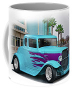 1932 Ford 'down Town' Coupe Coffee Mug
