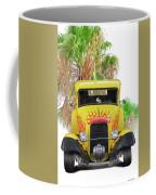 1932 Ford Five-window Coupe 'head On' I Coffee Mug
