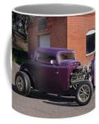 1932 Ford 'grape Soda' Coupe Coffee Mug