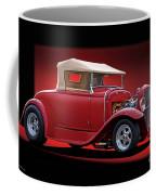 1932 Ford 'rag Top' Roadster Coffee Mug