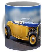 1932 Ford Roadster 'pass Side' L Coffee Mug