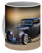1932 Ford 'silky Satin' Coupe I Coffee Mug
