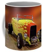 1932 Ford 'sunset' Studio' Roadster Coffee Mug