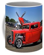 1932 Ford 'three Window' Coupe Vx Coffee Mug