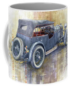 1932 Lagonda Low Chassis 2 Litre Supercharged  Coffee Mug