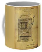 1932 Slot Machine Patent Coffee Mug