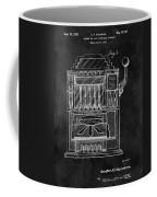 1932 Slots Patent Coffee Mug