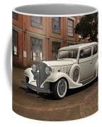 1933 Buick Victoria 'bootleg Beauty' Coffee Mug