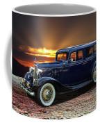 1933 Chevrolet 4 Door Eagle Sedan Coffee Mug