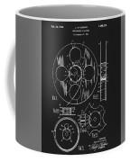 1933 Film Reel Patent Coffee Mug
