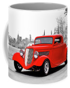 1933 Ford 'three Window' Coupe I Coffee Mug