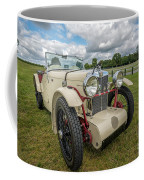 1933 Mg Sports Car Coffee Mug