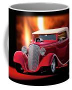 1934 Chevrolet Phaeton Convertible Coffee Mug
