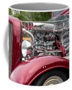 1934 Chevy Truck Motor Coffee Mug