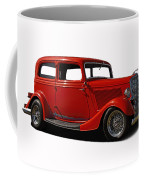 1934 Ford 2 Door Sedan Coffee Mug