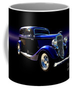 1934 Ford Tudor Sedan Coffee Mug