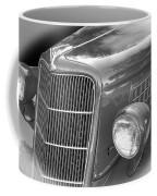 1935 Ford Sedan Grill Coffee Mug