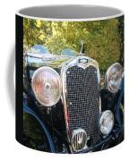 1935 Triumph Southern Cross Front Grill Coffee Mug