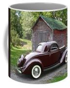 1936 Ford 3-window Coffee Mug