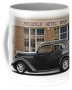1936 Plymouth Business Coupe II Coffee Mug