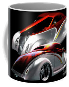 1936 Striped Coupe Coffee Mug