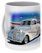 1937 Chevrolet Coupe 'accent Graphics' Coffee Mug