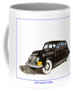 1937 Chrysler Airflow  Coffee Mug