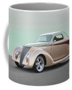 1937 Ford 'high End' Coupe I Coffee Mug